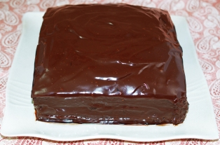 25Chocolate Bourbon Cake with Ganache Icing photoshopped by heather 8 16 16